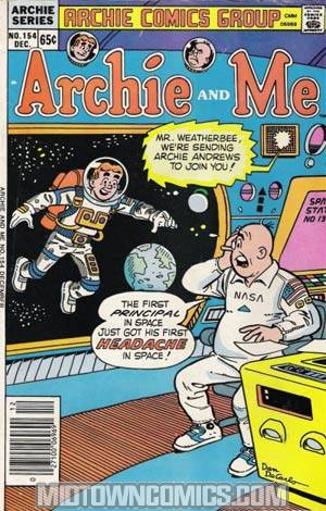 Archie And Me #154