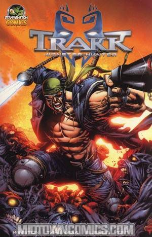 Trakk Monster Hunter Vol 1 TP