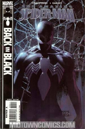 Amazing Spider-Man Vol 2 #539 1st Ptg