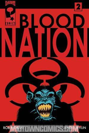 Blood Nation #2 Cvr A