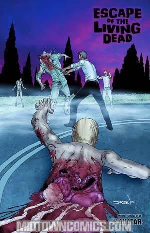 Escape Of The Living Dead Annual #1 Gore Cvr