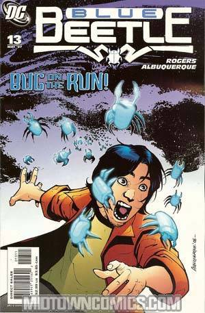 Blue Beetle (DC) Vol 2 #13