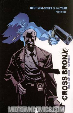 Cross Bronx Vol 1 TP