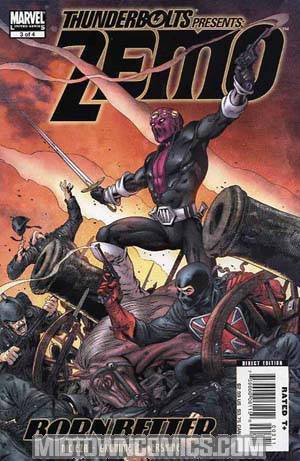Thunderbolts Presents Zemo Born Better #3