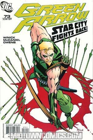 Green Arrow Vol 3 #73
