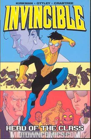 Invincible Vol 4 Head Of The Class TP New Printing