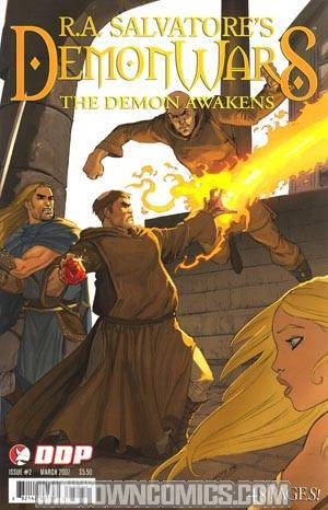 Demonwars The Demon Awakens #2 Cvr A Seeley