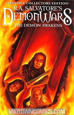 Demonwars The Demon Awakens #2 Cvr B Walpole