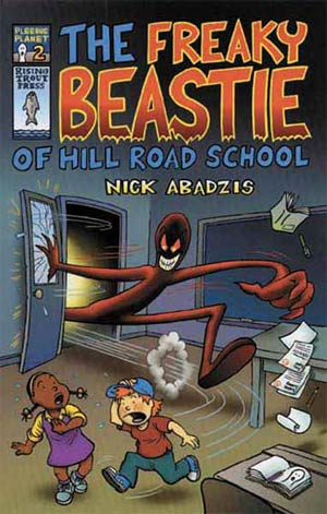 Pleebus Planet Vol 2 The Freaky Beastie Of Hill Road School TP