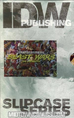 Transformers Beast Wars #1 Variant Cover Slipcase