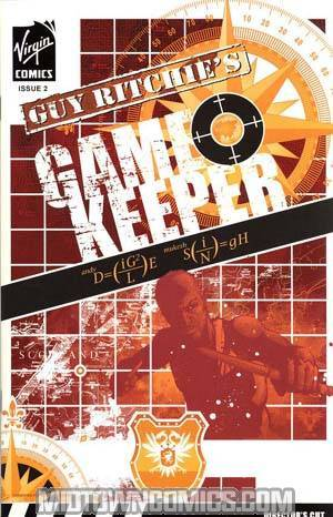 Gamekeeper #2 Jonathan Hickman Cover
