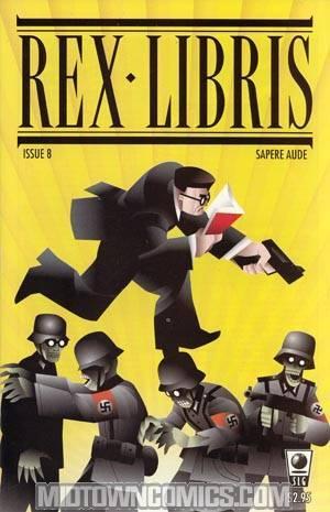Rex Libris #8