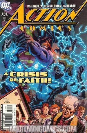 Action Comics #849