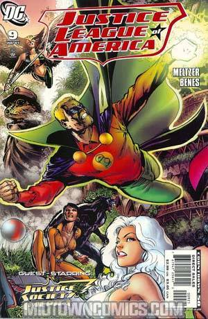 Justice League Of America Vol 2 #9 Incentive Phil Jimenez Variant Cover (The Lightning Saga Part 3)