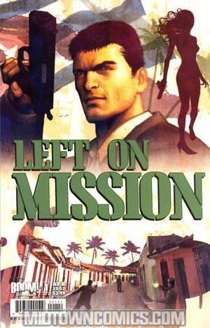 Left On Mission #1 Cvr A