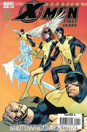 X-Men First Class Special