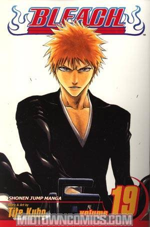 Bleach Vol 19 TP