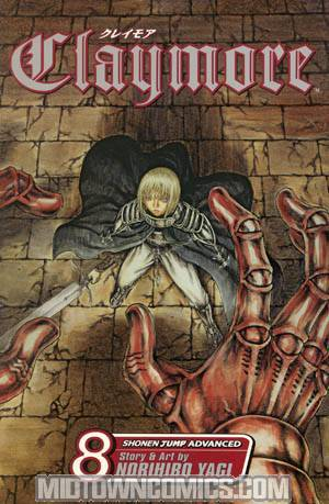 Claymore Vol 8 TP