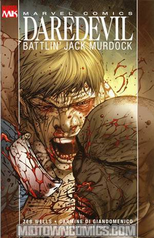 Daredevil Battlin Jack Murdock #1