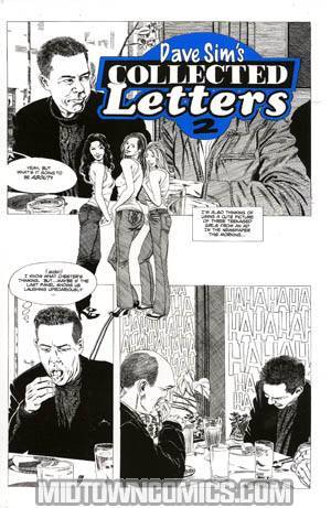 Dave Sim Collected Letters Vol 2 TP