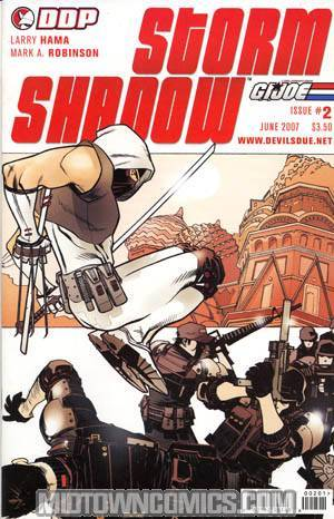 GI Joe Storm Shadow #2