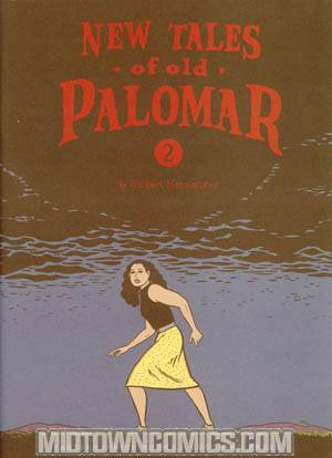 New Tales Of Old Palomar Vol 2 TP