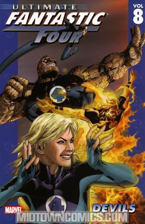 Ultimate Fantastic Four Vol 8 Devils TP