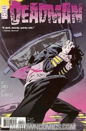 Deadman Vol 4 #11