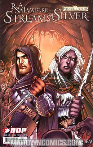 Forgotten Realms Streams Of Silver #3 Cvr A Seeley