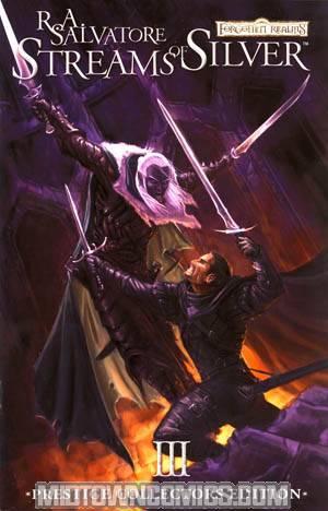Forgotten Realms Streams Of Silver #3 Cvr B Walpole