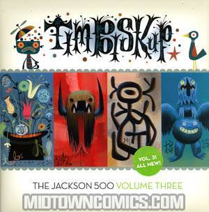 Jackson 500 Vol 3 HC