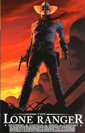Lone Ranger Vol 1 TP Regular Cover