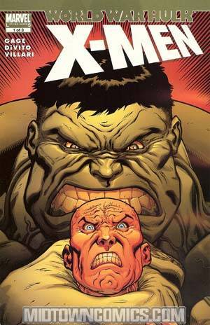 World War Hulk X-Men #1