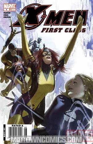 X-Men First Class Vol 2 #1