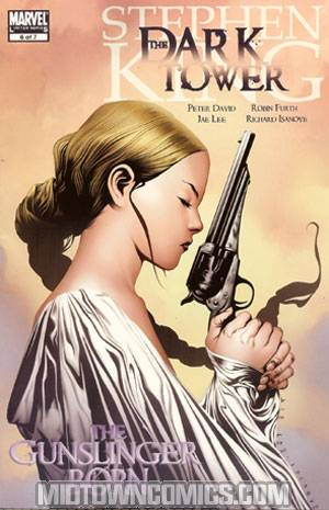 Dark Tower Gunslinger Born #6 Cover A Regular Jae Lee Cover