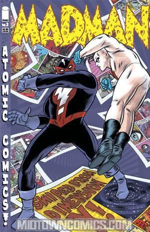 Madman Atomic Comics #3