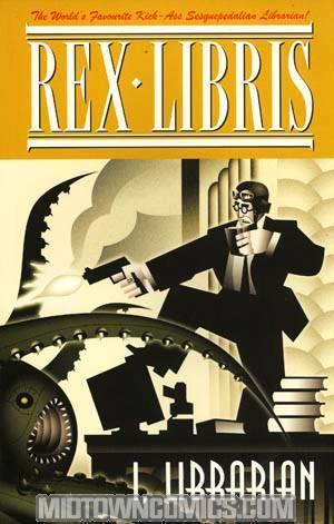 Rex Libris Vol 1 I Librarian TP