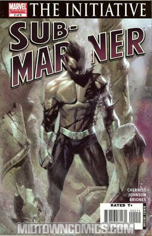 Sub-Mariner Vol 2 #2 (The Initiative Tie-In)