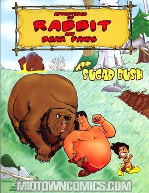 Adventures Of Rabbit And Bear Paws Vol 1 The Sugar Bush GN