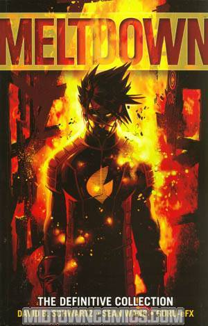 Meltdown The Definitive Collection TP