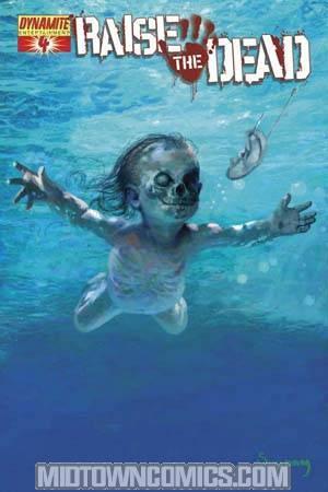 Raise The Dead #4 Cover A Regular Arthur Suydam Cover