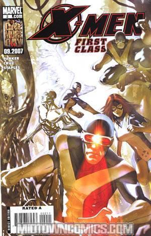 X-Men First Class Vol 2 #2