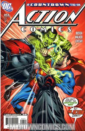 Action Comics #853 (Countdown Tie-In)