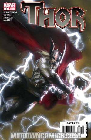 Thor Vol 3 #2 Cover B 1st Ptg Gabrielle Dell Otto Cover