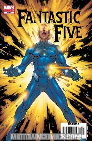 Fantastic Five Vol 2 #4
