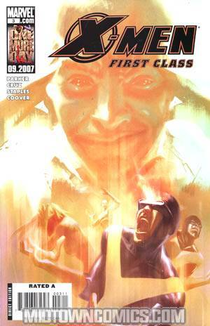 X-Men First Class Vol 2 #3