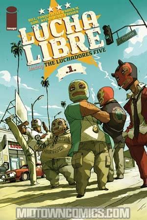 Lucha Libre #1