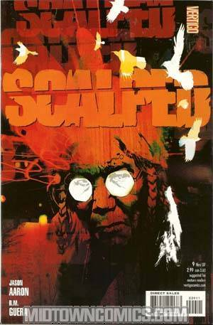 Scalped #9