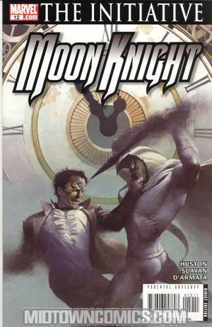 Moon Knight Vol 5 #12 (The Initiative Tie-In)