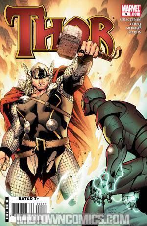 Thor Vol 3 #3 Cover A Olivier Coipel Cover